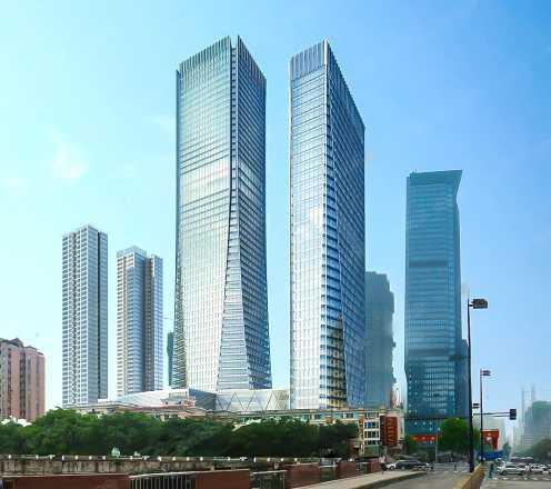 西部国际金融中心