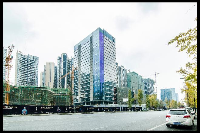 誉峰国际中心