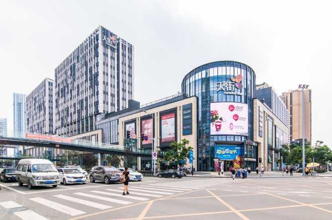 龙湖北城天街